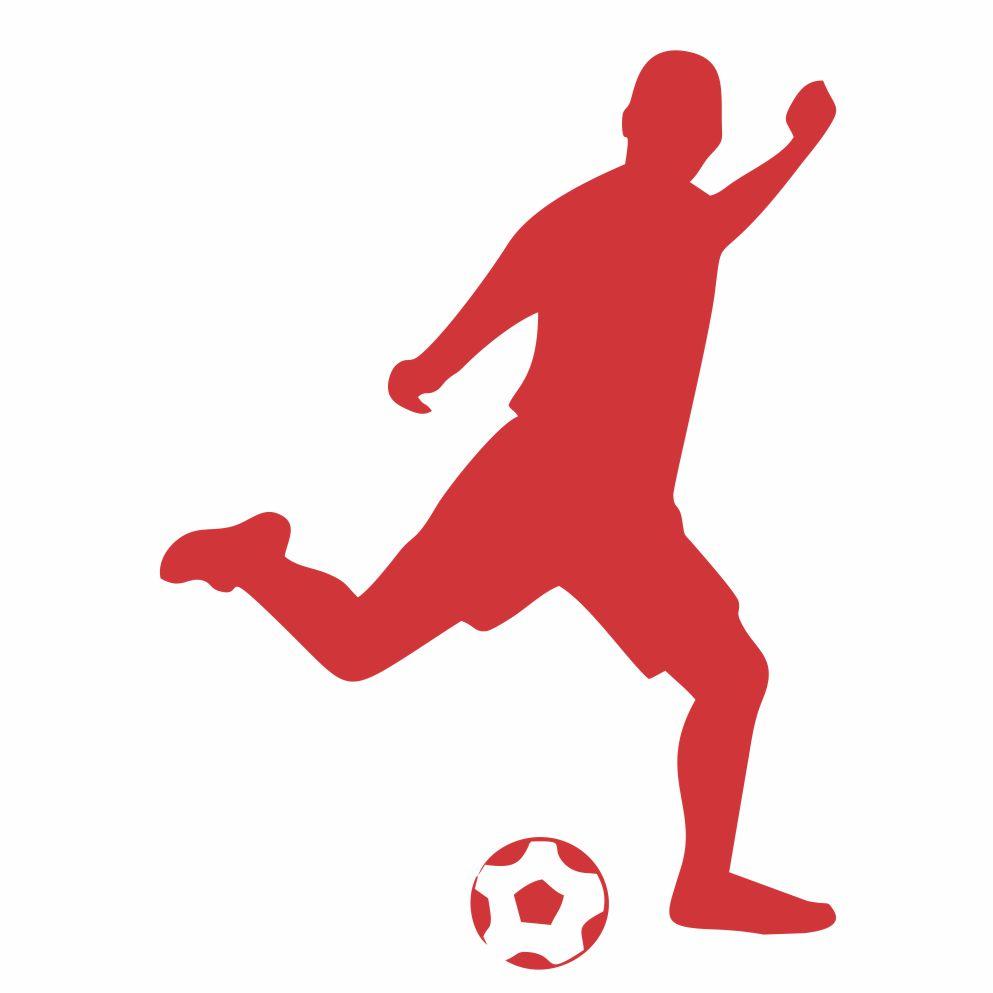 Armario Sinonimo De Arca ~ Ploti Adesivo Jogador de Futebol